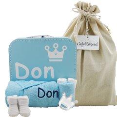 Jongens Babykoffertje