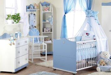 Jongens Babykamer