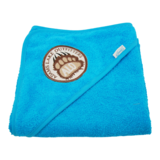 badcape turquoise met logo Adams Lake Outfitters