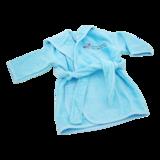 badjasje babyblauw multi pilot simulations