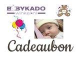 cadeaubon babykadowinkel.nl