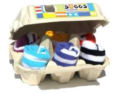 Babysokjes Soggs Stripe