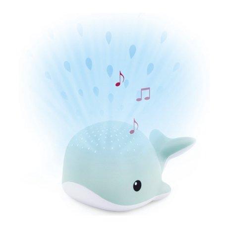 Baby Zazu lichtprojector Wally blauw met muziek