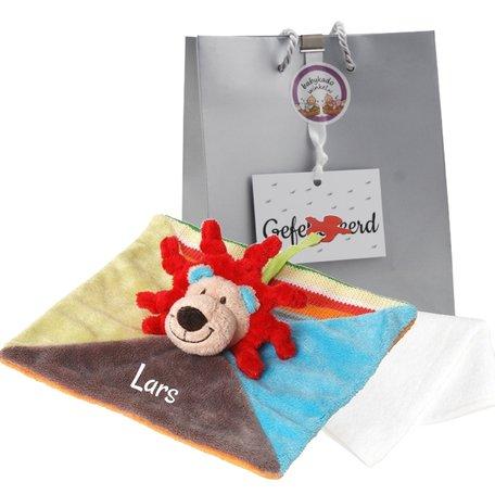 Babypakketje Happy Horse Lion Lars met naam