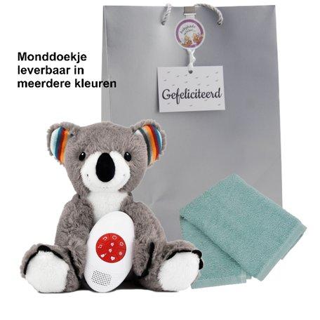 Knuffel Zazu Heartbeat Coco Koala