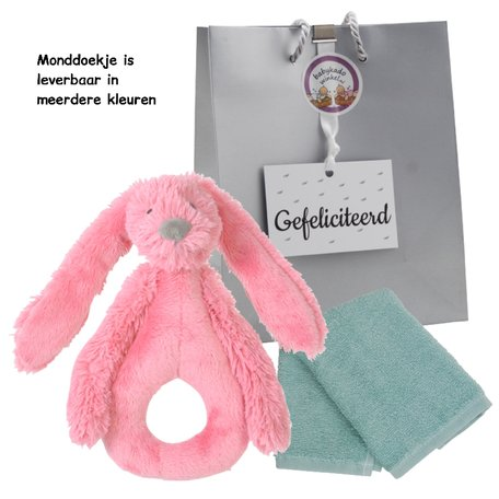 Rammelaar Rabbit Richie Deep Pink