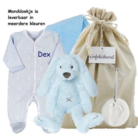 Baby Boy Cadeauset met naam