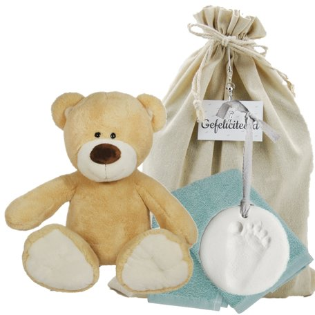 Baby Cadeauset Beertje Boris