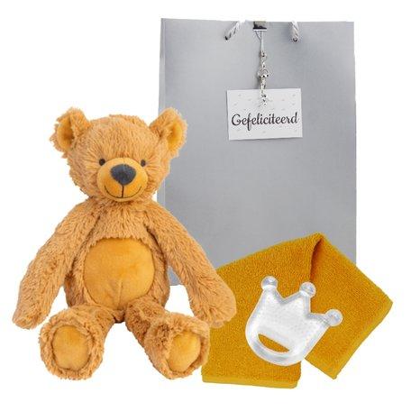 Baby Cadeauset Bear Bradley
