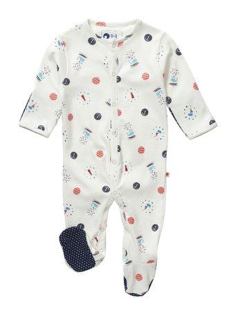 Babypakje nautische print