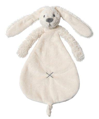 Knuffeldoekje Rabbit Richie ivory