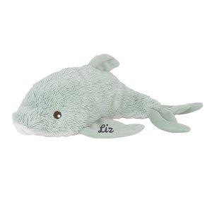 Knuffel Happy Horse Dolfijn Dobber 28 cm met naam