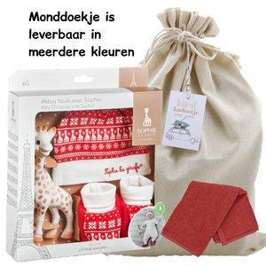 Kerst Cadeauset Sophie de Giraf