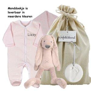 Baby Girl Cadeauset met naam