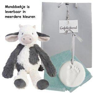 Baby Cadeauset Cow Casper