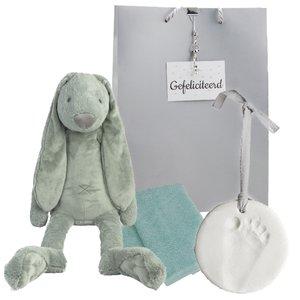 Baby Cadeauset Rabbit Richie Stonegreen