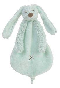 knuffeldoekje rabbit richie mint