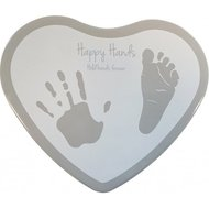 Happy Hands Hearts Hand en Voet print