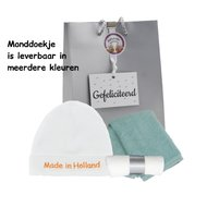 Babymutsje Funnies Made in Holland 62/68