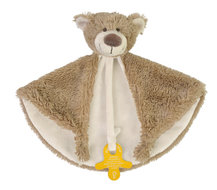 Babykado Knuffeldoekje Bear Bella