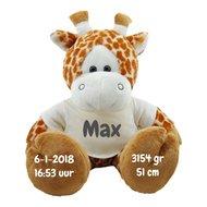 Knuffel giraf met...