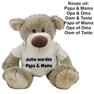 Knuffel Beer Bella...