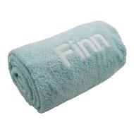 Handdoek mint met naam